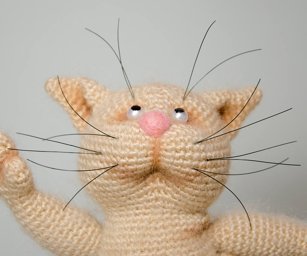 Усы как у кота своими руками