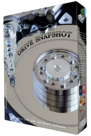 Drive SnapShot / Резервное копирование данных HDD v1.43.0.17772 (2015/ENG/Windows)