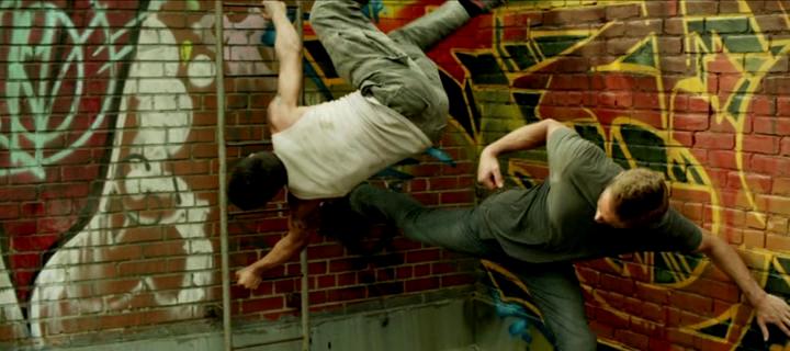 13-й район: Кирпичные особняки / Brick Mansions (2014) WEBRip | Чистый звук