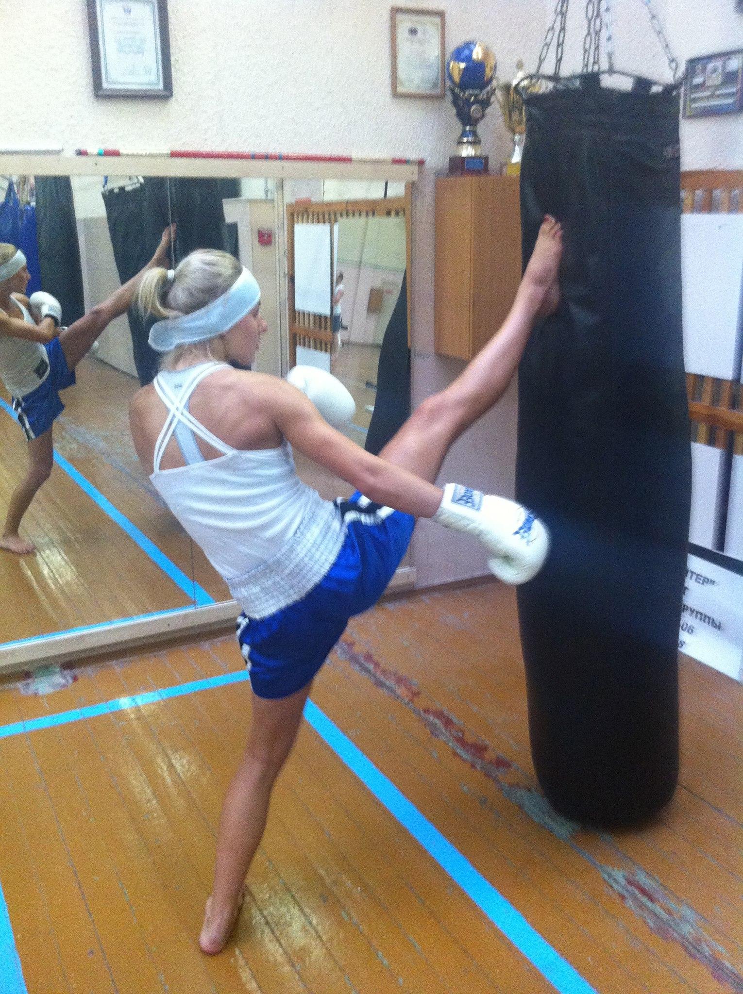 Фото девочек в боксе 19 фотография