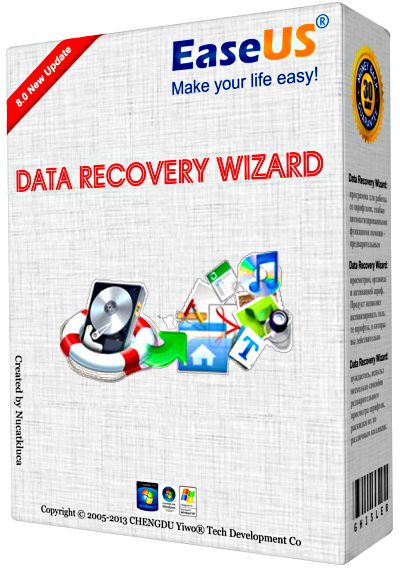 EaseUS Data Recovery Wizard v12.0.0 Final [2018, MlRus]