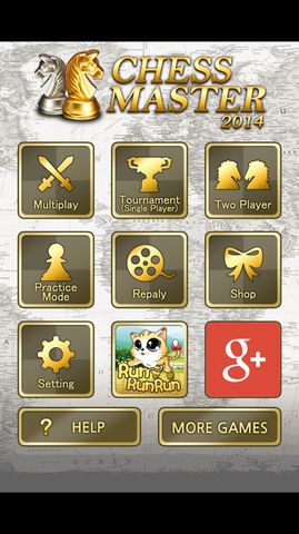 Chess Master v14.06.17 (2014/ENG/Android)