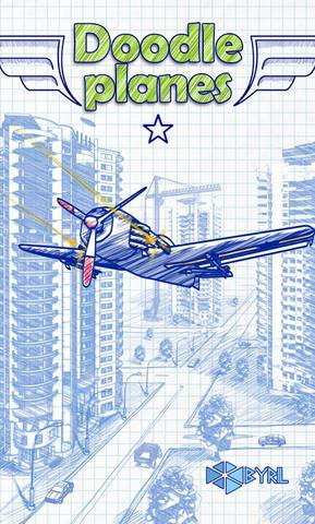 Doodle Planes v1.0.2 (2014/RUS/ENG/Android)