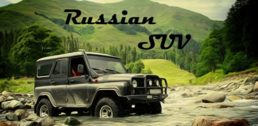 Russian SUV v1.2 (2014/ENG/Android)
