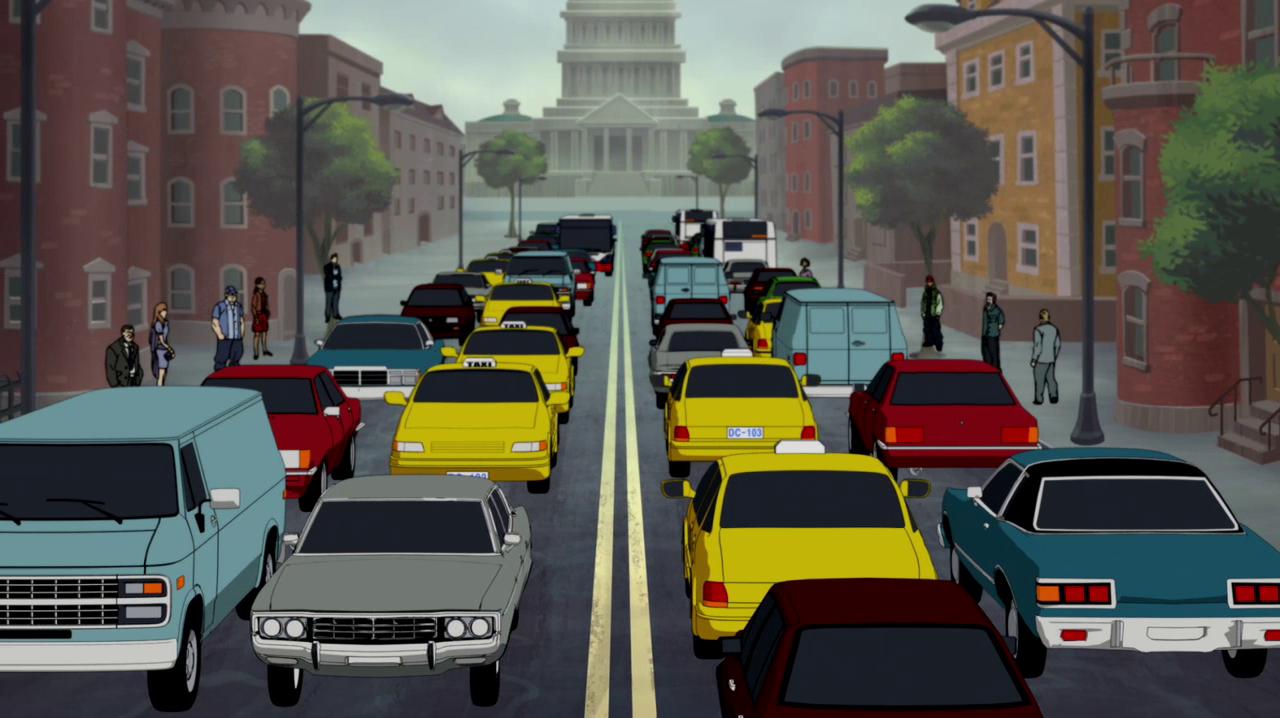 Лига Справедливости: в Ловушке Времени / JLA Adventures: Trapped in Time (2014) WEB-DL 720p | Лицензия