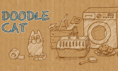 Doodle Cat / Котуха v1.0.10 + Mod (2014/RUS/ENG/Android)