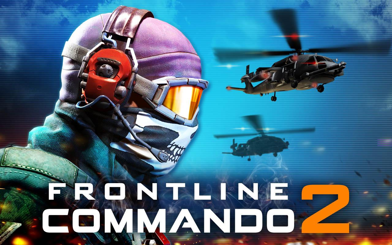 Frontline Commando 2 v3.0.0 Unlimited Money + Кэш (2014/RUS/ENG/Android)