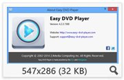 Easy DVD Player 4.2.3.1568 Final Rus Portable by Invictus