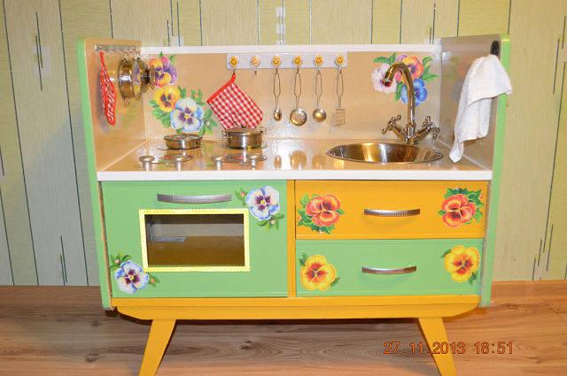Детские мебель своими руками фото