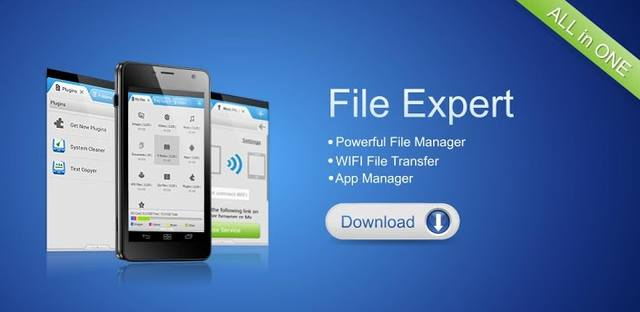 File Expert Pro v6.2.1 / v2.2.1 HD (2014/RUS/ENG/Android)