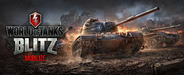 World of Tanks Blitz v1.2.1 (2014/RUS/ENG/Android)