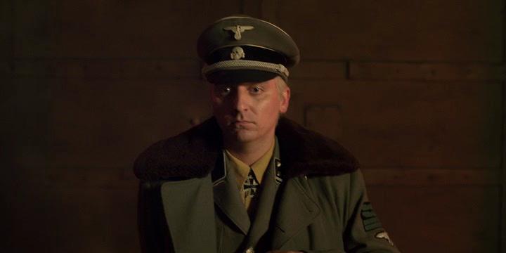 Ганс Клосс. Ставка больше, чем смерть / Hans Kloss. Stawka wieksza niz smierc (2012) HDRip