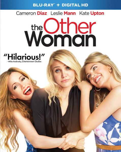 Другая женщина / The Other Woman (2014) BDRip 720p | iTunes