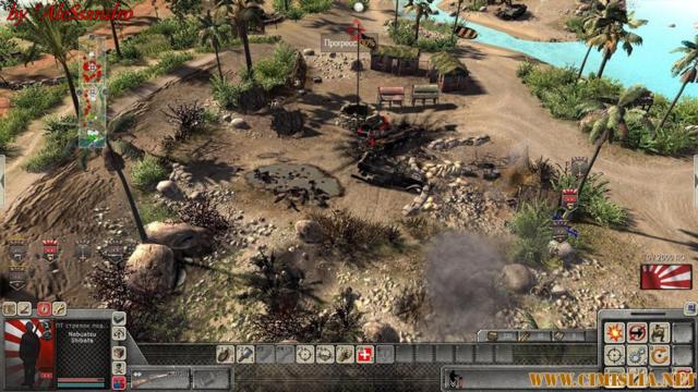 В тылу врага: Штурм 2 / Men of War: Assault Squad 2  [v 3.115.0] [Rip] [2014 / RUS / ENG]