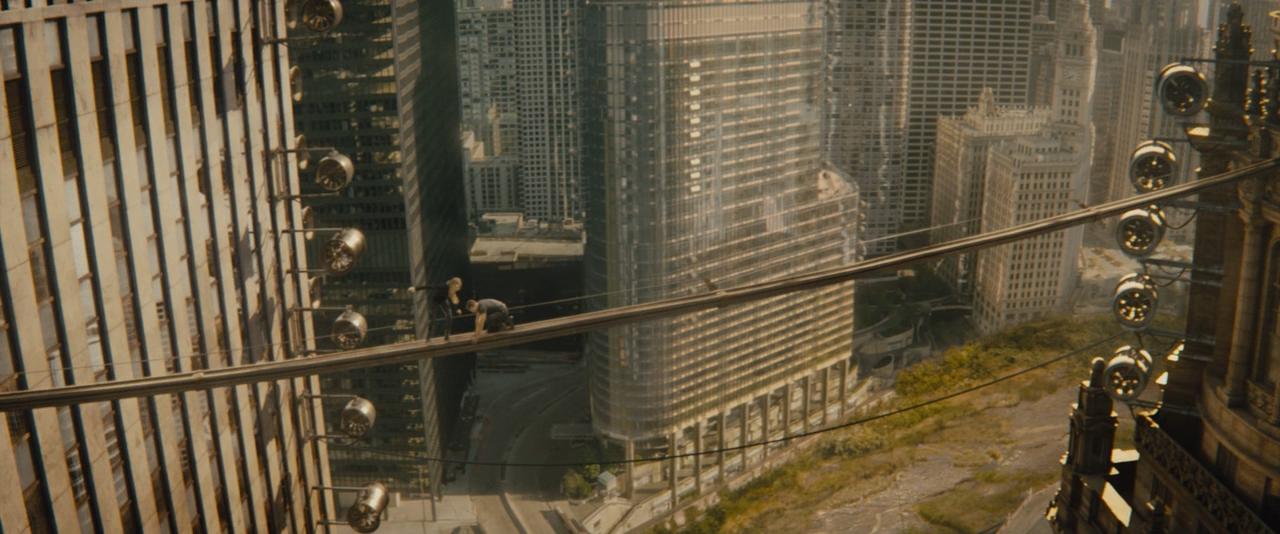 Дивергент / Divergent (2014) BDRip 720p | Лицензия