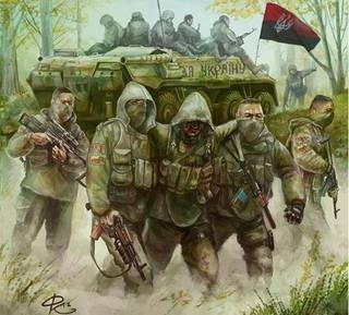 На границе под Дьяково состоялся бой: украинские военнослужащие отбили атаку - Цензор.НЕТ 8635
