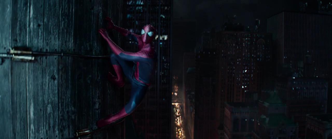 Новый Человек-паук: Высокое напряжение / The Amazing Spider-Man 2 (2014) WEB-DL 720p | Лицензия