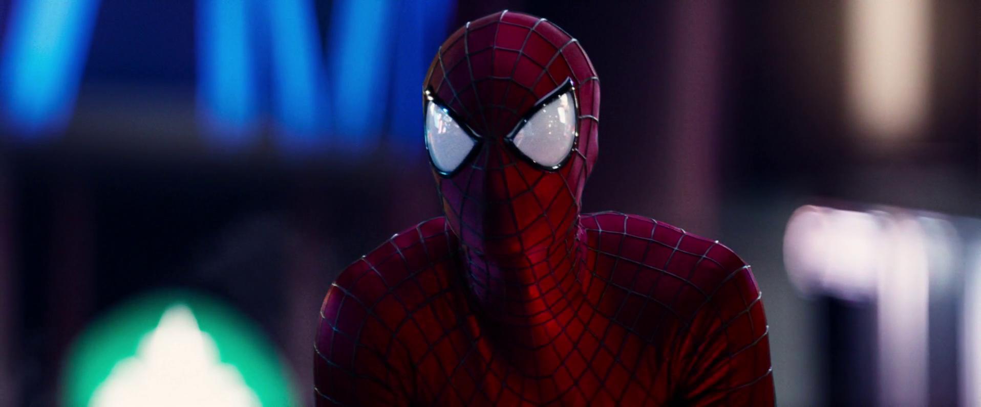 Новый Человек-паук: Высокое напряжение / The Amazing Spider-Man 2 (2014) WEB-DL 1080p | Лицензия