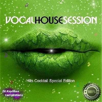 VA - Vocal House Session / [2014, House, Dance, MP3]