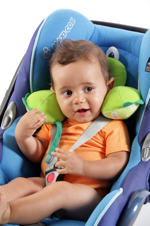 Подушка для детского автокресла