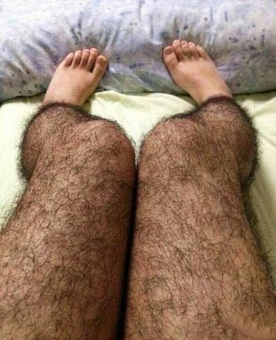 Фото мохнатых женских ног фото 141-389