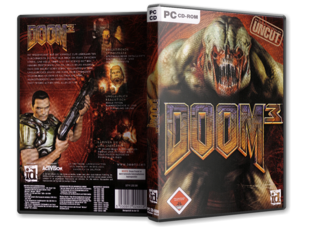 ��������� Doom 3 (12 in 1) - ������ ������� ������ v1.3.1304 (2014/RUS/ENG/Windows)