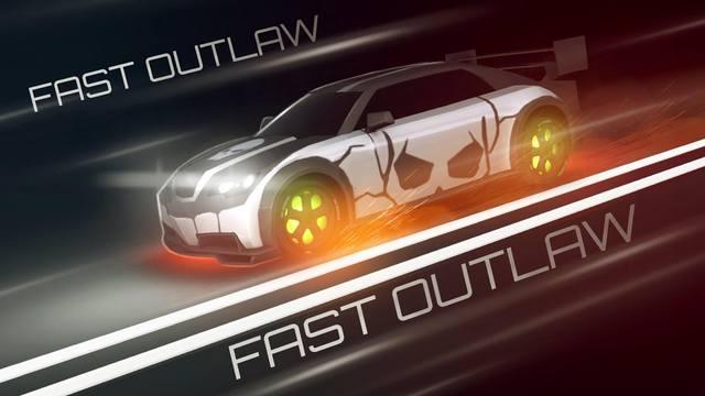 Fast Outlaw: Asphalt Surfers v1.836 + Mod (2014/ENG/Android)