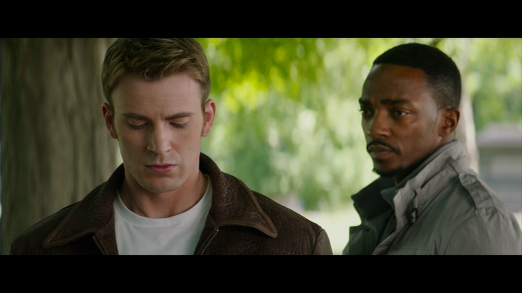 Первый мститель: Другая война / Captain America: The Winter Soldier (2014) DVD-9 | Лицензия