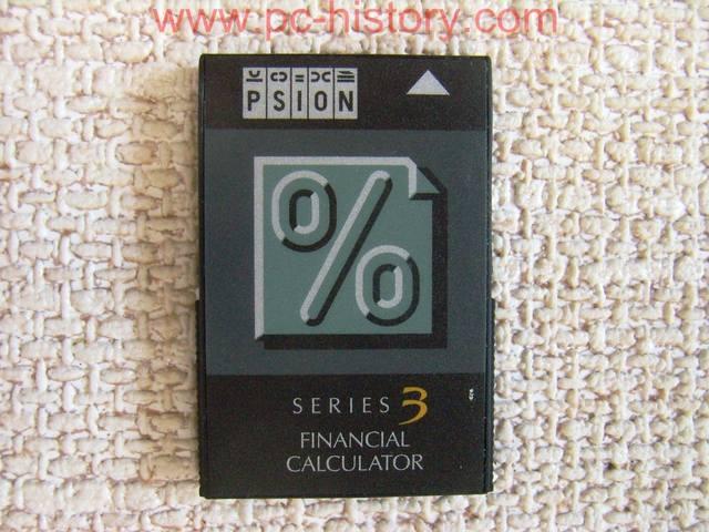 PSION PLC Serie-3a RAM