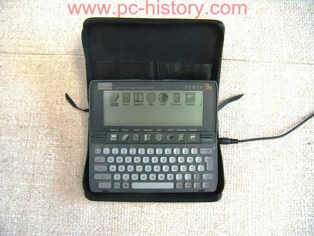 PSION PLC Serie-3a