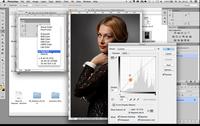 Adobe Photoshop. Допечатная подготовка изображений. Видеокурс (2014)