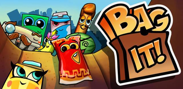 Bag It! v3.2 (2014/ENG/Android)