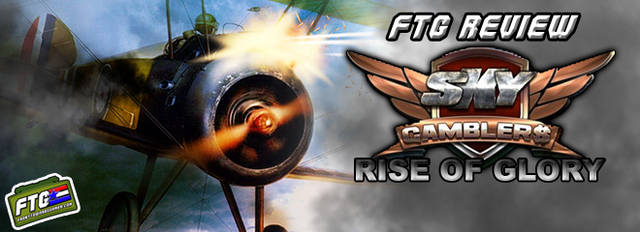 Sky Gamblers: Rise of Glory v1.5.9 + Mod (2014/ENG/Android)