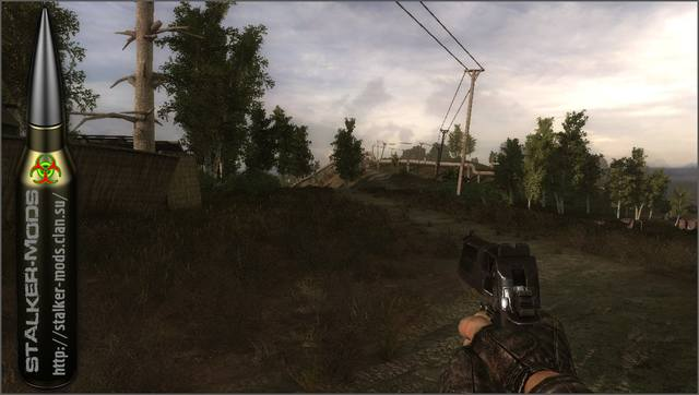 S.T.A.L.K.E.R. Call of Pripyat Weapon Pack 2.0.