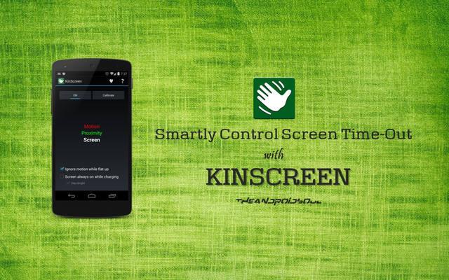 KinScreen v1.3.1 (2014/ENG/Android)