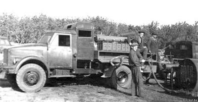 ГАЗ-51 (Novamodel) из бумаги, модели бумажные