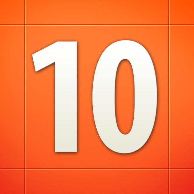 Игра 10 - загадочные числа v1.1 Pro / v1.5 Free (2014/ENG/Android)