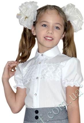 Блузка Школьнице