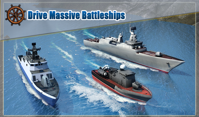3D Battleship Simulator v1.0.4 + Mod (2014/ENG/Android)