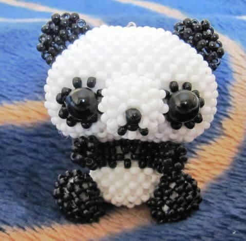 панда для Наташи