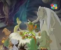 Малыши Юрского Периода - 1 сезон / Little People of Jurassic Period (2007) SATRip