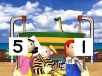 Забавная математика для малышей:  Уровень 1 (2007) DVDRip