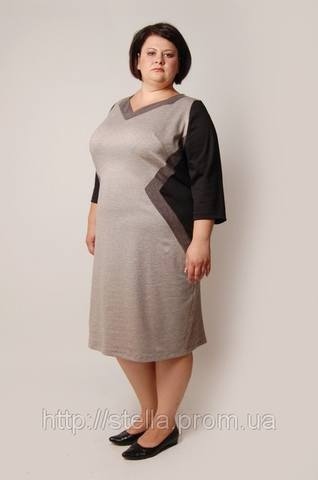 Женская Одежда Больших Размеров Люция С Доставкой