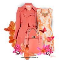 Цвет в одежде, аксессуарах. Модные тенденции. 6353383_s