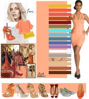 Цвет в одежде, аксессуарах. Модные тенденции. 6353461_s