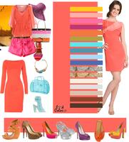 Цвет в одежде, аксессуарах. Модные тенденции. 6353462_s