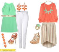 Цвет в одежде, аксессуарах. Модные тенденции. 6353463_s