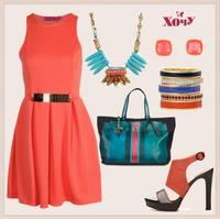 Цвет в одежде, аксессуарах. Модные тенденции. 6353502_s