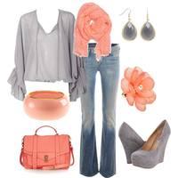Цвет в одежде, аксессуарах. Модные тенденции. 6353531_s