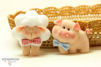 2015 год - год Овцы (Козы) 6355486_s